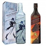 Kit Whisky Johnnie Walker Game Of Thrones 750 ml + Whisky Johnnie Walker Song Of Ice 750 ml