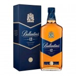 Whisky Ballantines 12 Anos 750 ml