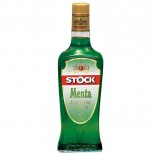 Licor Stock Creme De Menta 720 ml