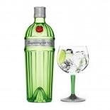 Gin Tanqueray Ten 750 ml + Taça Vidro Oficial 600 ml