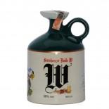 Steinhaeger Doble W Moringa Porcelana Marron/Branco 900 ml