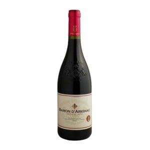 Vinho Baron D Arignac Vin Rouge 750 ml