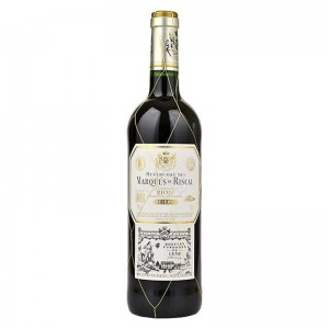 Vinho Marques De Riscal Reserva Rioja 750 ml