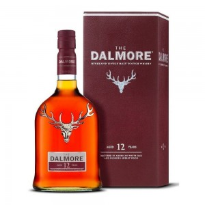 Whisky Dalmore 12 Anos 700 ml