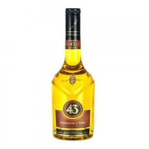 Licor 43 Diego Zamora 700 ml