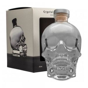 Vodka Crystal Head 750 ml