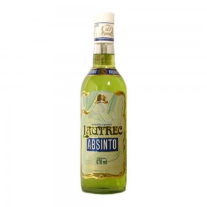 Licor Absinto Lautrec 670 ml