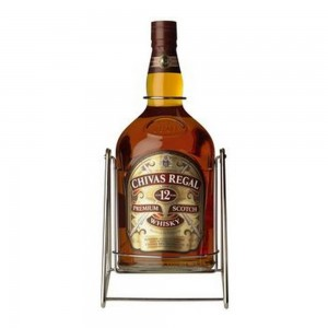 Whisky Chivas 12 Anos 4500 ml