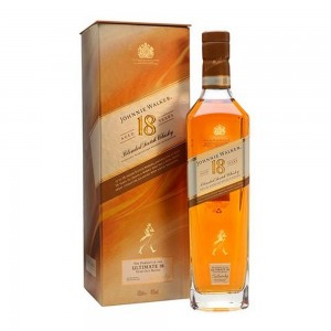 Whisky Johnnie Walker Ultimate 18 Anos 750 ml