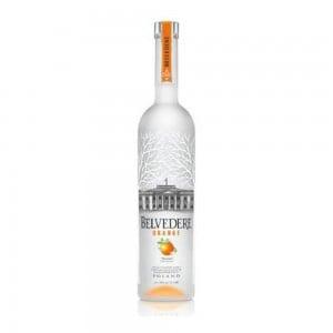 Vodka Belvedere Orange 750 ml