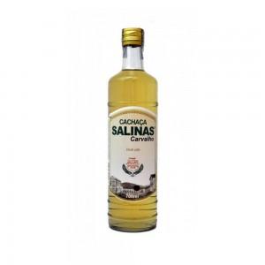 Cachaça Salinas Carvalho 700 ml