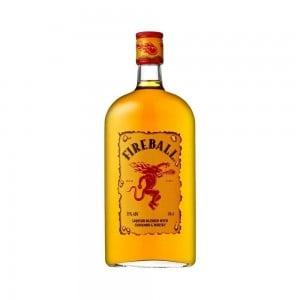 Whisky Fireball Canela 750 ml