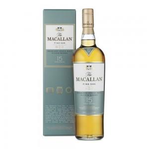 Whisky The Macallan Fine Oak 15 Anos 700 ml