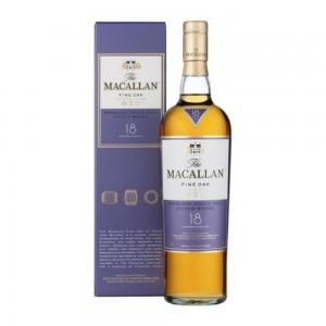 Whisky The Macallan Fine Oak 18 Anos 700 ml