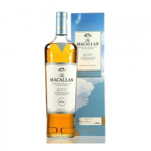 Whisky The Macallan Quest 700 ml