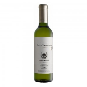Vinho Casa Valduga Leopoldina Chardonnay  375 ml