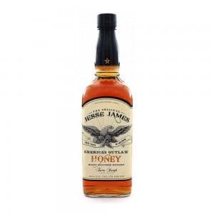 Whisky Jesse James Honey 750 ml