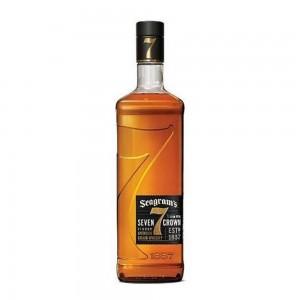 Whisky Seagrams 7 Crown 1000 ml