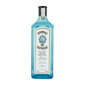Gin Bombay Sapphire 1000 ml