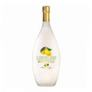 Licor Bottega Crema Limoncino 500 ml