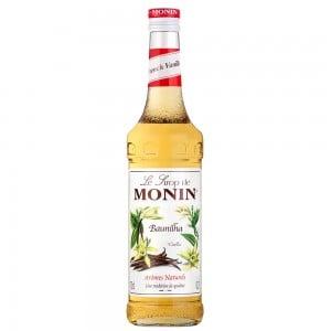 Xarope Monin Baunilha 700 ml