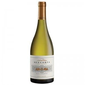 Vinho Navarro Correas Alegoria Gran Reserva Chardonnay 750 ml