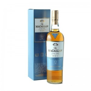 Whisky The Macallan Fine Oak 12 Anos 700 ml