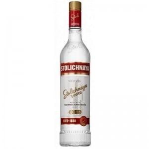 Vodka Stolichnaya 1000 ml