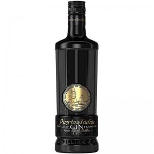 Gin Puerto De Indias Black Edition 700 ml