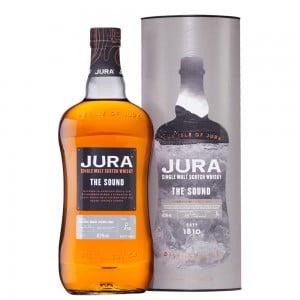 Whisky Jura The Sound Single Malt Scotch 1000 ml