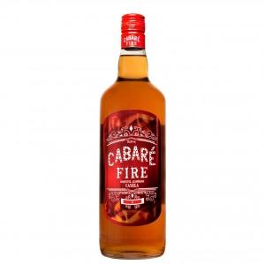 Cachaça Cabare Fire Coquetel Canela 1000 ml