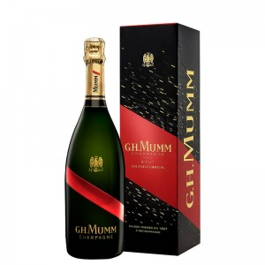 Champagne G H Mumm Grand Cordon Brut 750 ml