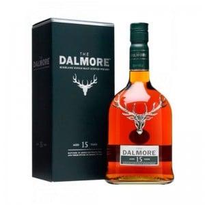 Whisky Dalmore 15 Anos 700 ml