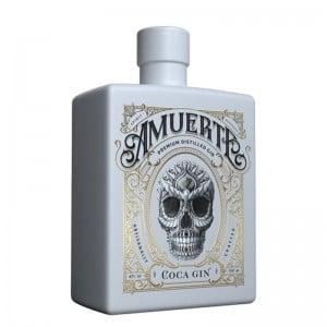 Gin Amuerte Coca White Edition 700 ml