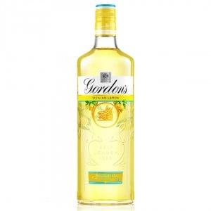 Gin Gordons Sicilian Lemon 750ml