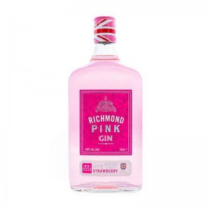 Gin Richmond Pink Strawberry 700 ml