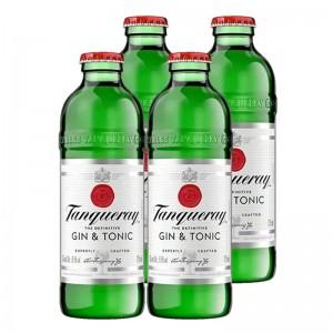 Gin Tanqueray & Tonic 275 ml - Kit 04