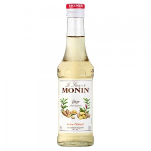 Xarope Monin Gengibre 250 ml
