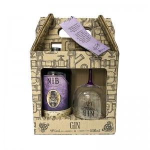 Gin Nib Original 1000 ml + Taça