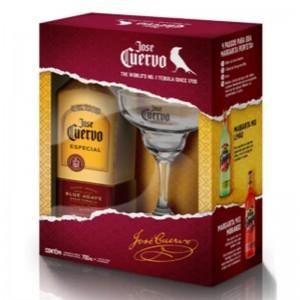 Tequila José Cuervo Especial 750 ml + 01 Taça Marguerita