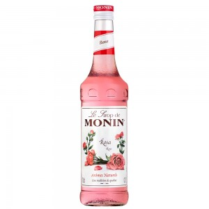 Xarope Monin Rosas 700 ml