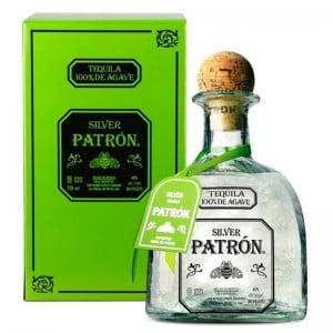 Tequila Patron Silver Blanco 1000 ml