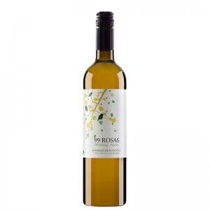 Vinho 99 Rosas Viognier Chardonnay 750 ml