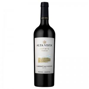 Vinho Alta Vista Estate Cabernet Sauvignon 750 ml