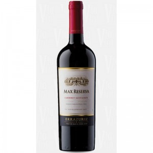 Vinho Errazuriz Max Reserva Cabernet Sauvignon 750 ml