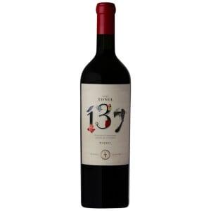 Vinho Gran Tonel 137 Malbec 750 ml