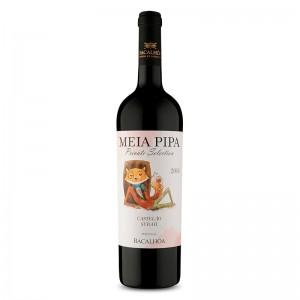 Vinho Meia Pipa Private Selection Castelao Syrah 750 ml