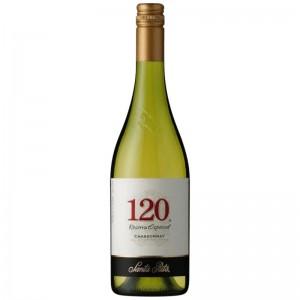 Vinho Santa Rita 120 Reserva Especial Chardonnay 750 ml