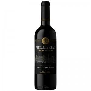 Vinho Santa Rita Medalla Real Gold Medal Cabernet Sauvignon 750 ml