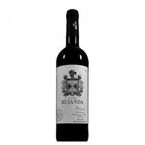 Vinho Vina Bujanda Res Rioja Tinto 750 ml